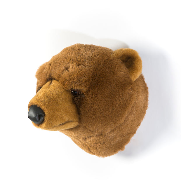 WILD & SOFT WALL TOY - OLIVER THE BROWN BEAR