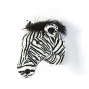 WILD & SOFT WALL TOY - DANIEL THE ZEBRA