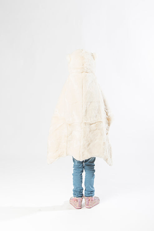 WILD & SOFT ANIMAL COSTUME - POLAR BEAR