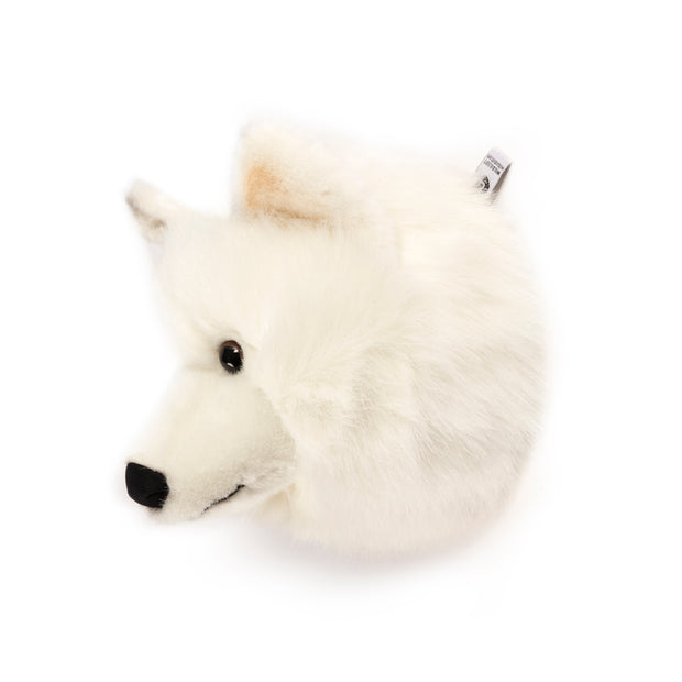 WILD & SOFT WALL TOY - LUCY THE WHITE WOLF