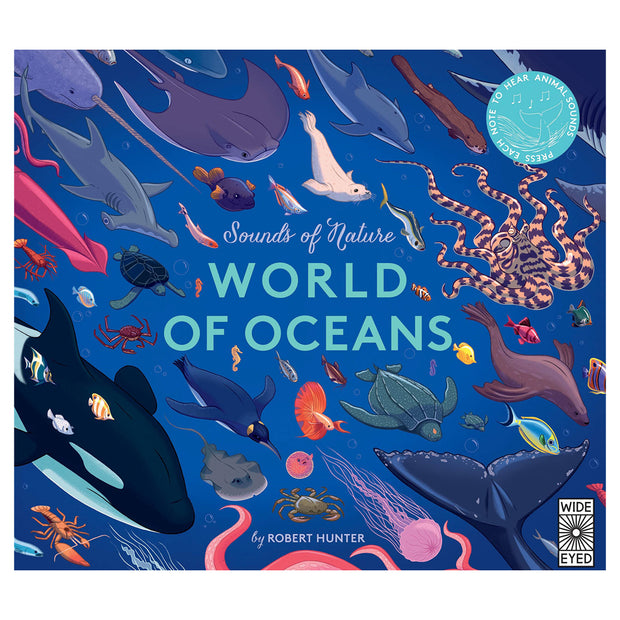 WORLD OF OCEANS - SOUND OF NATURE