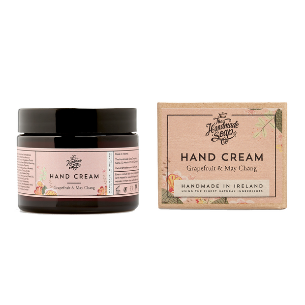 The Handmade Soap Company Hand Cream - Grapefruit & May Chang