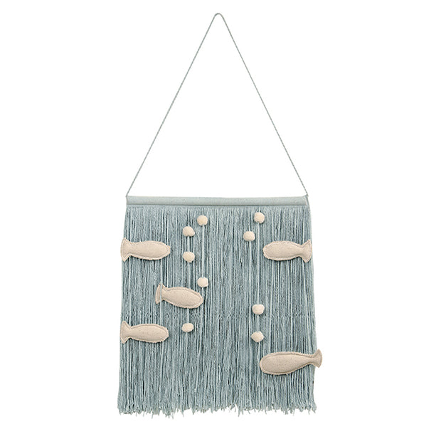LORENA CANALS WALL HANGING - OCEAN SHORE