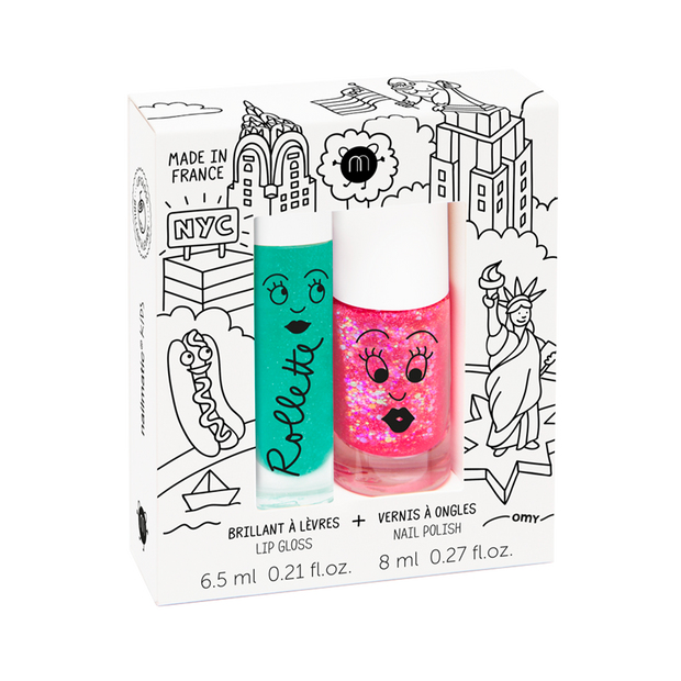 NAILMATIC KIDS DUO NEW YORK - KITTY | COCO