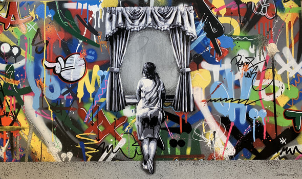 Martin Whatson - 'Figure At The Window'