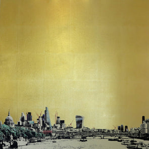 Jayson Lilley - 'From Waterloo Bridge ii'