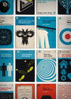 67 Inc - 'Greatest Movies Book Covers A to Z'