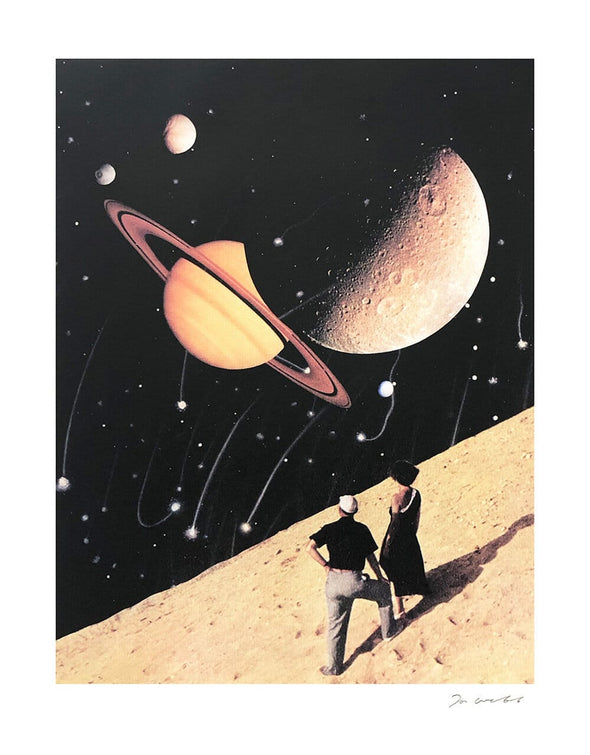 Joe Webb  - 'Across The Universe'