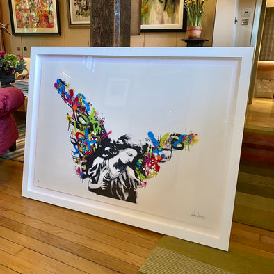 Martin Whatson - 'Angel' (White)