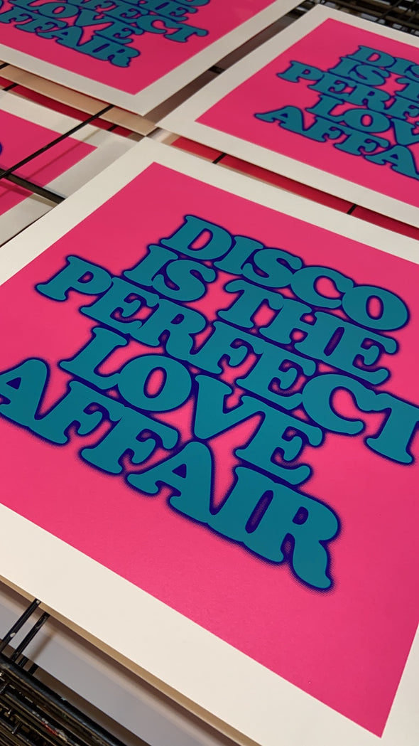 Oli Fowler - 'Disco Is...'