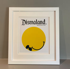 Banksy - Official Dismaland Programme and Map