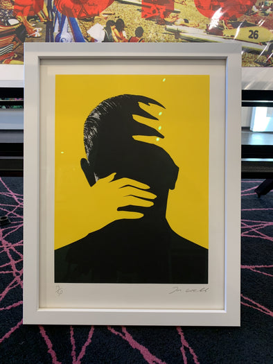 Joe Webb - 'Embrace' (Yellow)