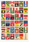 67 Inc - 'Flag Atlas - Maps and Countries A to Z'