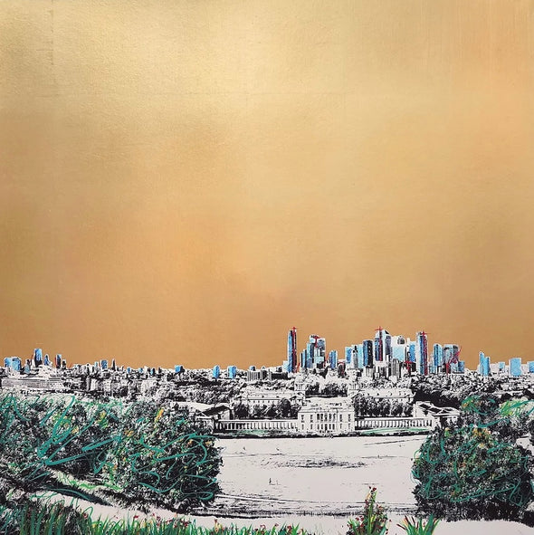Jayson Lilley - 'From Greenwich Park ii'