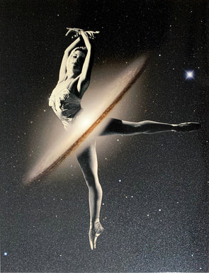 Joe Webb  - 'Galactic Dance'