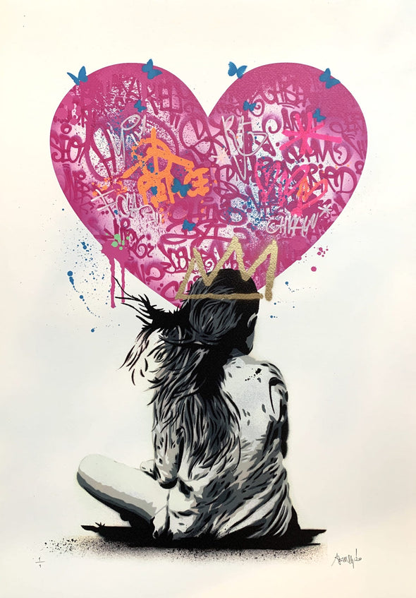 Alessio B - 'Girl With Heart Tags 2'