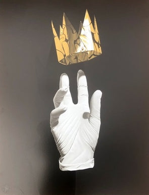 Nuno Viegas - 'Glove X Golden Crown' (Black edition)