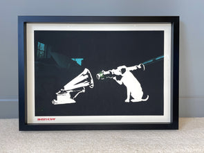 West Country Prince - 'HMV' Banksy Replica