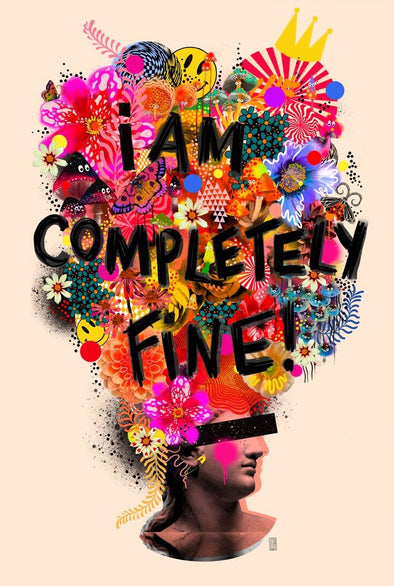 Victoria Topping - 'I'm Completely Fine II'
