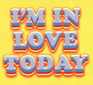 Oli Fowler - 'I'm In Love Today'