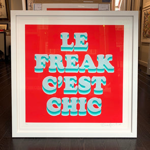 Oli Fowler - 'Le Freak'