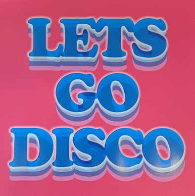 Oli Fowler - 'Lets Go Disco' EYE LIKE EXCLUSIVE