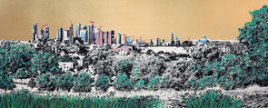 Jayson Lilley - 'Looking At Canary Wharf'