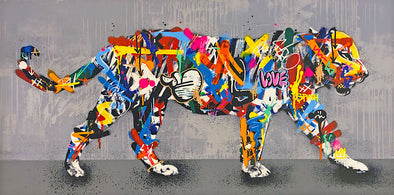 Martin Whatson - 'Tiger' (Artist Proof)