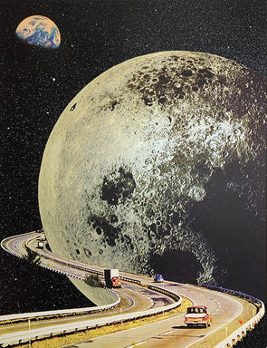 Joe Webb  - 'Moonshot'