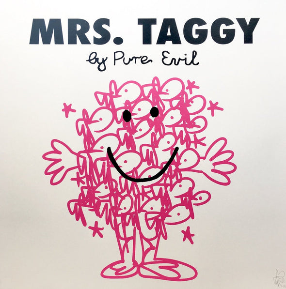 Pure Evil - 'Mrs Taggy'