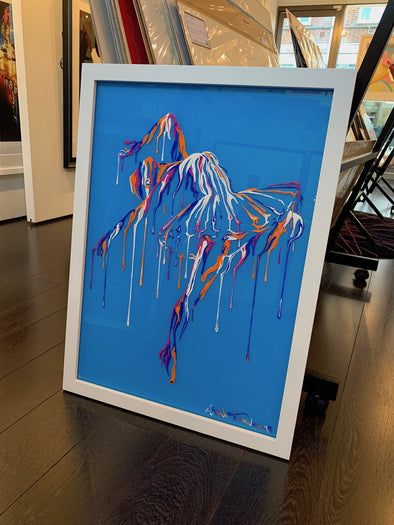 Shane Turner - 'Music in Motion' (Sky Acrylic Edition)
