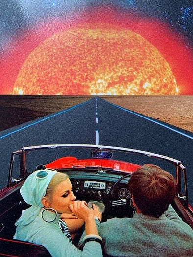 Joe Webb  - 'On The Road'