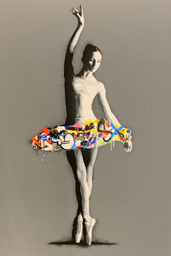 Martin Whatson - 'Passé' Printer's Proof