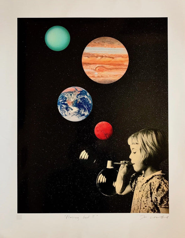 Joe Webb  - 'Playing God II'