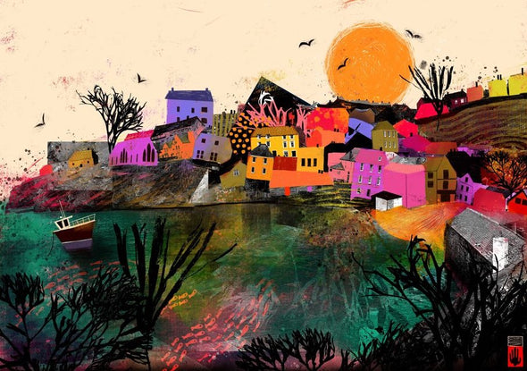 Victoria Topping - 'Port Isaac'
