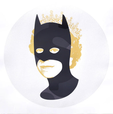 Heath Kane - 'Rich Enough To Be Batman - Black Dollar Sign'