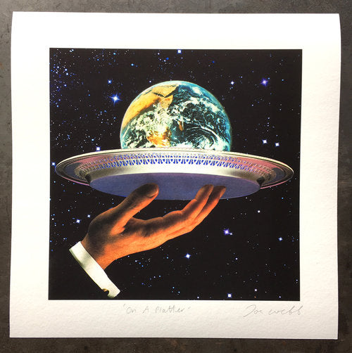 Joe Webb - On a platter