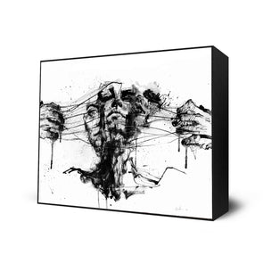 3472/3/4: Agnes Cecile - 'Drawing Restraints' Mini Art Block