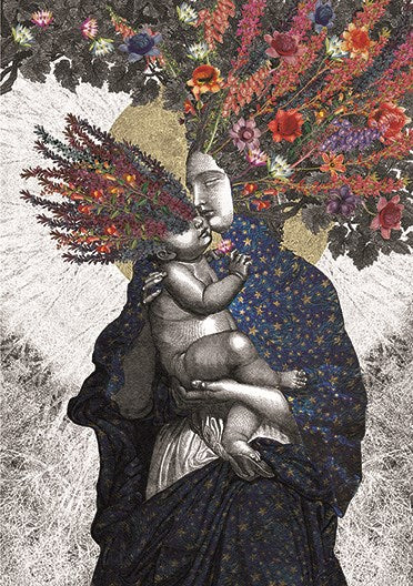 3901: Dan Hillier - 'Mother and Child'