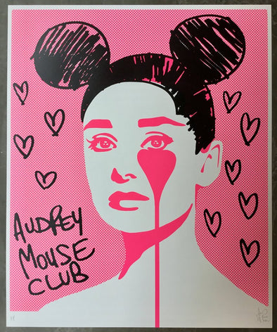 Pure Evil - 'Audrey Mouse Club' SOLD