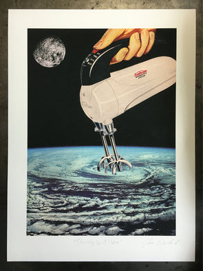 Joe Webb - 'Stirring Up A Storm'