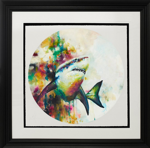 Katy Jade Dobson - 'Jaws' (Framed)