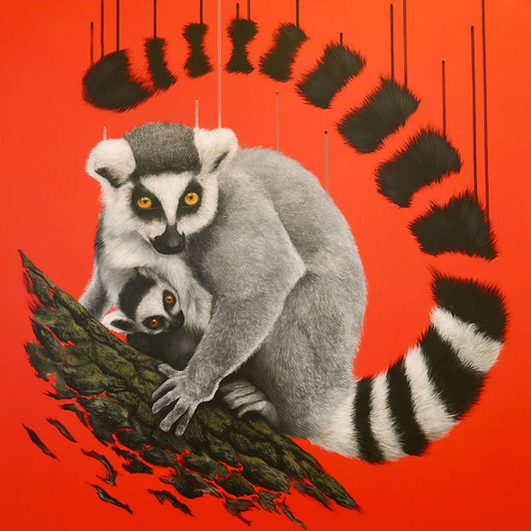 Louise McNaught - 'Circle of Love' Artist's Proof