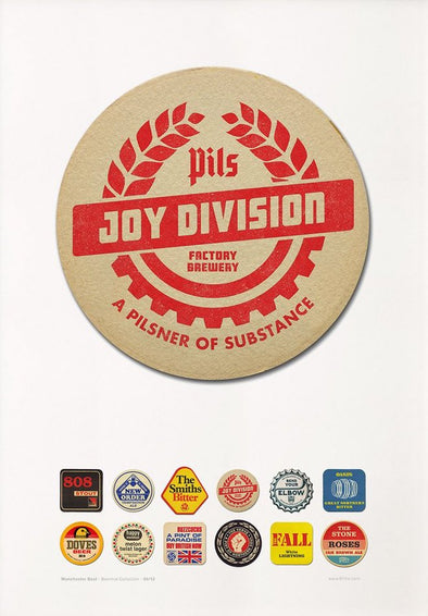 67 Inc - 'Substance Pils - Joy Division'