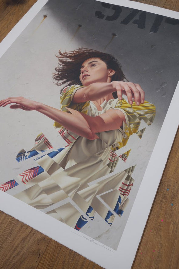 James Bullough - 'Moving Target' SOLD