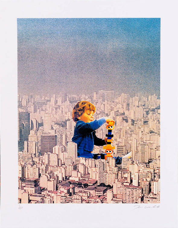 Joe Webb - 'Building Blocks'