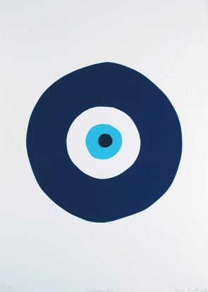 Gavin Turk - 'Turkish Eye'