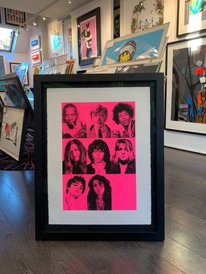 Russell Marshall - '27 Club' (Framed)