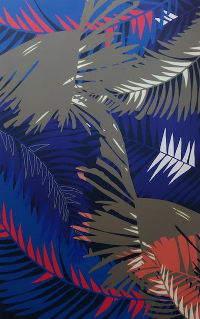 2027/8: Poppy Westwell - 'Tunku Palm Tropical' (Unframed)
