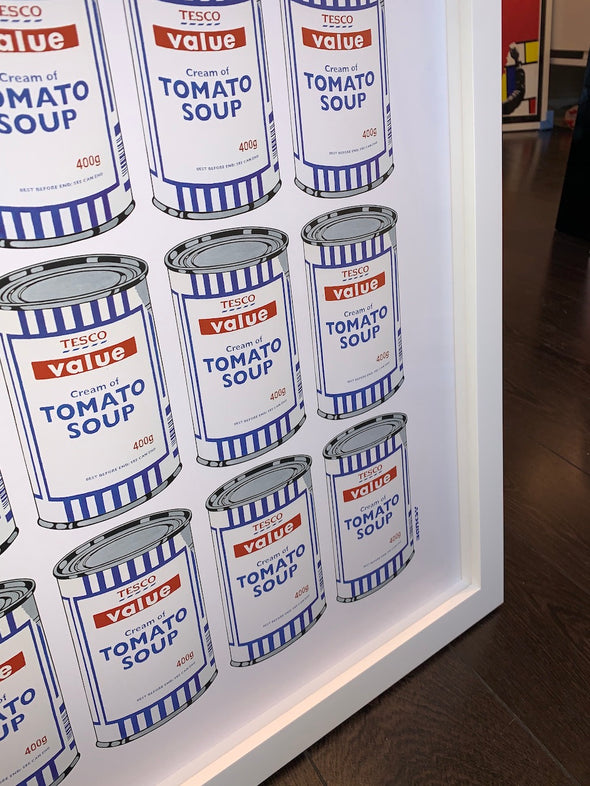 Banksy - 'Soup Cans'